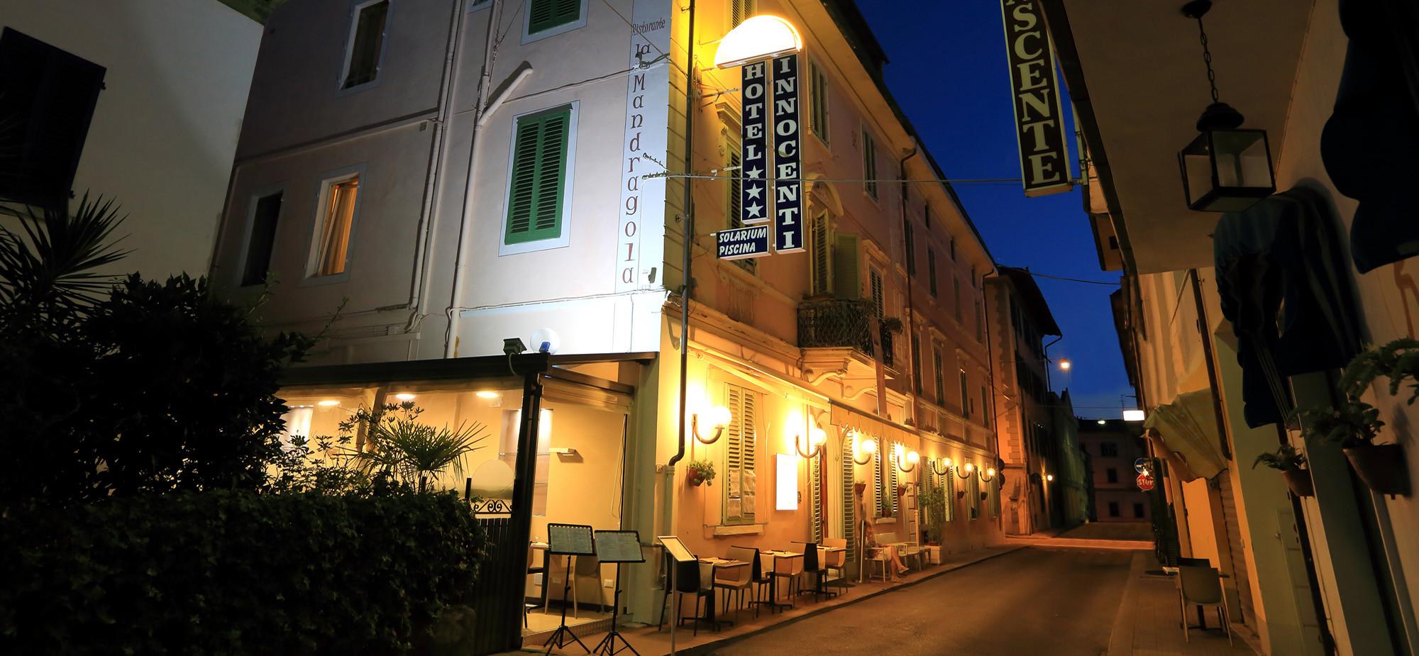 Ristorante La Mandragola & Hotel Innocenti - Slider